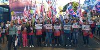 Sincomerciários apoia Greve geral contra a reforma da Previdência