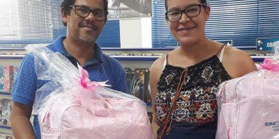 imagem - Sincomerciários beneficia dezenas de famílias com kit maternidade no mês de maio