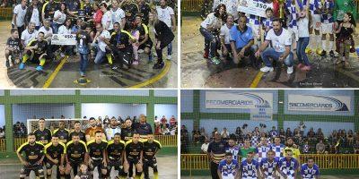imagem - GPM Equipamentos é campeã da 34ª  Copa Comerciária de Futsal