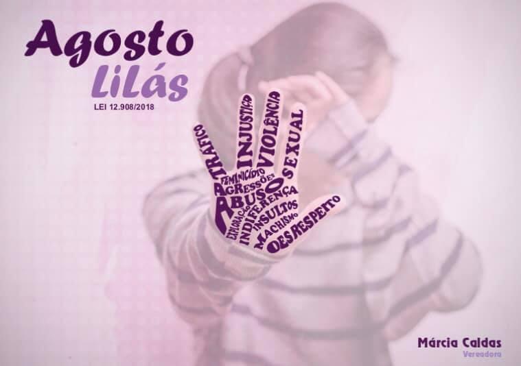 """""""Agosto Lilás"""" terá palestras e ações em defesa da mulher em Rio Preto"""