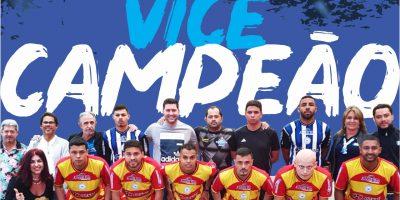 imagem - Rio Preto é vice-campeão da 12ª Copa de Futsal da Fecomerciários