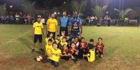 Sincomerciários Futsal realiza jogo amistoso no Condomínio Recanto do Lago