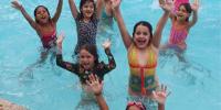 Colônia de férias recebe filhos dos comerciários