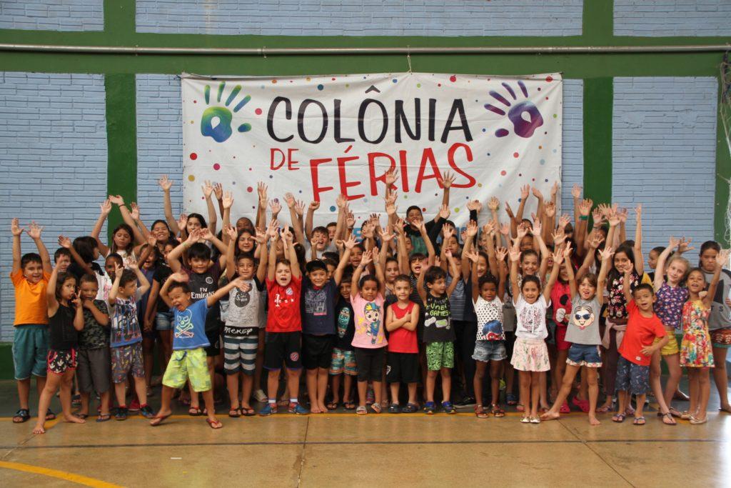 80 crianças participaram desta edição