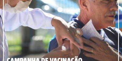 imagem - Rio Preto inicia campanha de vacinação contra a gripe