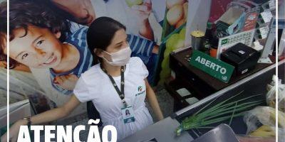 imagem - Comércio de Rio Preto segue fechado até 7 de abril