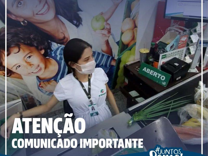 Comércio de Rio Preto segue fechado até 7 de abril