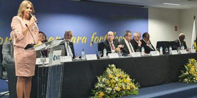 imagem - Márcia Caldas é nomeada Conselheira Fiscal da CNTC