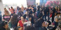 Sincomerciários promove café da manhã em comemoração ao Dia da Mulher