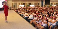 Dia da Mulher em Avaré reúne duas mil comerciárias e fortalece as lutas femininas