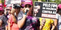 1ª caminhada do Dia Internacional da Mulher reúne 600 pessoas