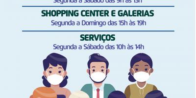 imagem - Rio Preto reabre comércio e shoppings