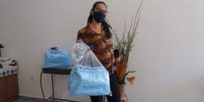 imagem - Sincomerciários entrega 132 kits bebê durante a pandemia