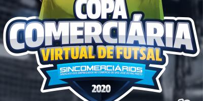 imagem - Comerciários de Rio Preto vão participar de copa virtual de futsal