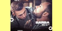 Barbearia atende comerciários no Centro de Benefícios