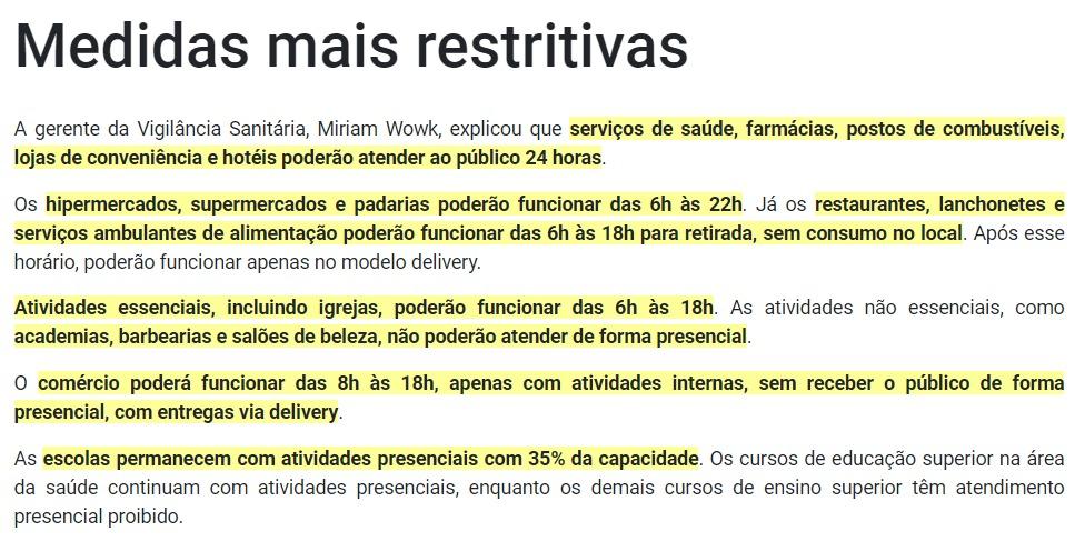 Trecho de matéria do Jornal Diário da Região divulgada neste terça-feira, 2