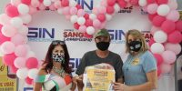 """Sindicato começa distribuição de cestas básicas aos associados participantes da campanha """"Sangue Comerciário"""""""
