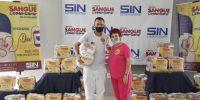 Imagem - Sindicato distribui 70 cestas básicas aos sócios doadores no sábado