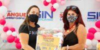 Segunda semana de entrega de cestas básicas movimenta Clube Social