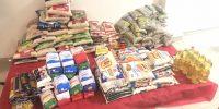 Sindicato ajuda na arrecadação de alimentos a hospital