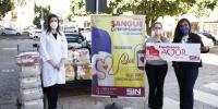 """Sindicato participa da campanha """"Junho Vermelho"""""""