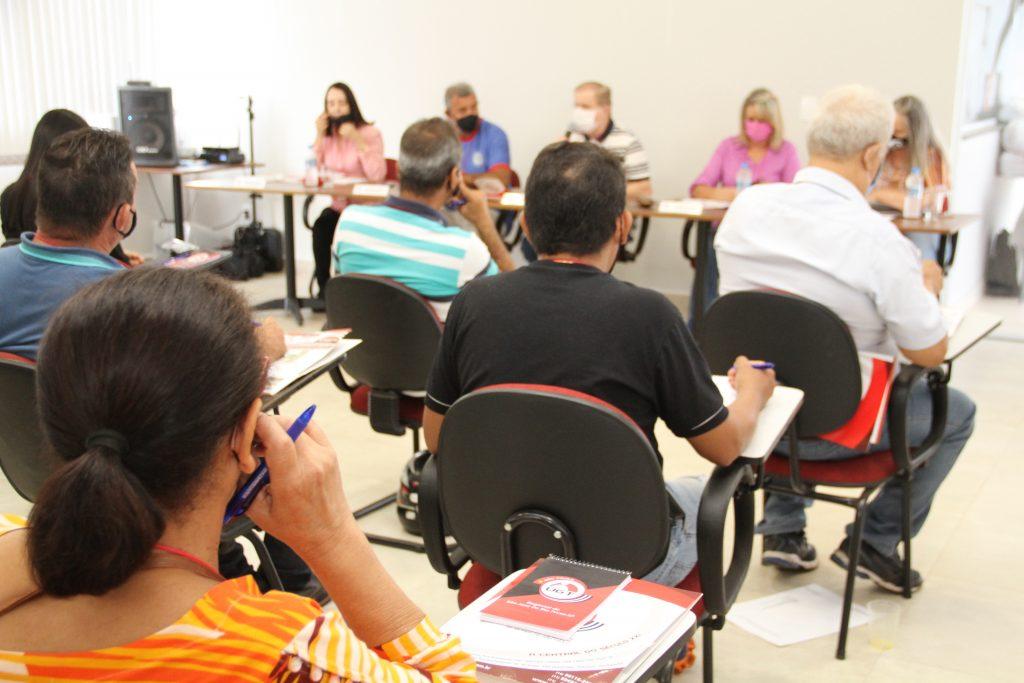 Primeira Reunião Regional presencial aconteceu no Clube Social.