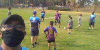 Clube de Campo do Sindicato disponibiliza Escolinha de Futebol para filhos de comerciários sindicalizados