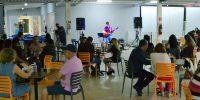 Clube Social é reinaugurado com show ao vivo e presença da categoria