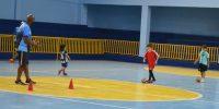 Escolinha de Futsal retorna às atividades no Clube Social