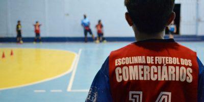 imagem - Escolinha de Futsal retorna às atividades no Clube Social