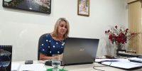 Presidente Márcia Caldas defende maior participação da mulher na política